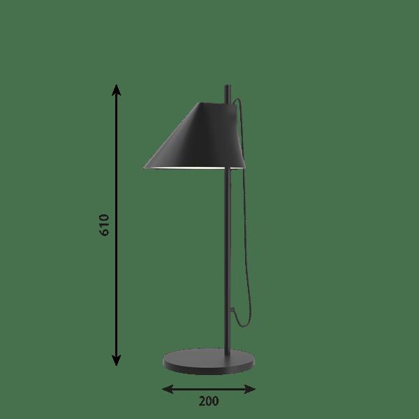 Louis Poulsen Yuh Tafellamp