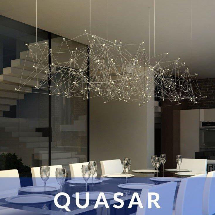 Quasar Cosmos