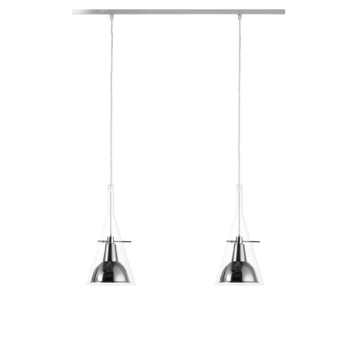 Fontana Arte Flute Medium Hanglamp