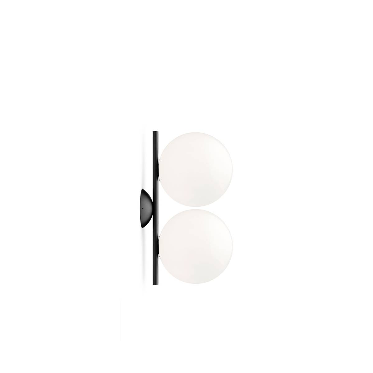 Flos IC Lights C-W1 Double Wandlamp-Plafondlamp