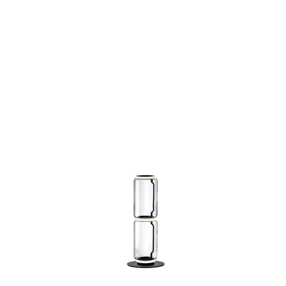 Flos Noctambule F2 Low Cylinders Small Base Vloerlamp