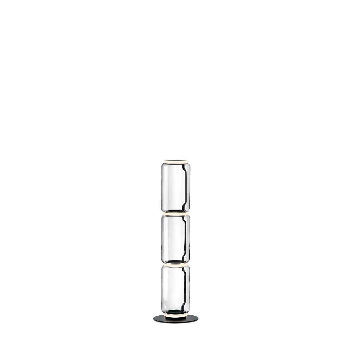 Flos Noctambule F3 Low Cylinders Small Base Vloerlamp